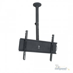 Suporte de teto com inclinação e rotação para TV de 32″ a 65″ SKY-PRO-M